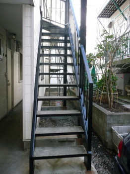 鉄部塗装 階段①.jpg